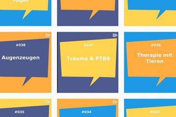 """Screenshot des Instagram-Kanals des Psychologie-Podcasts """"psyjk""""."""