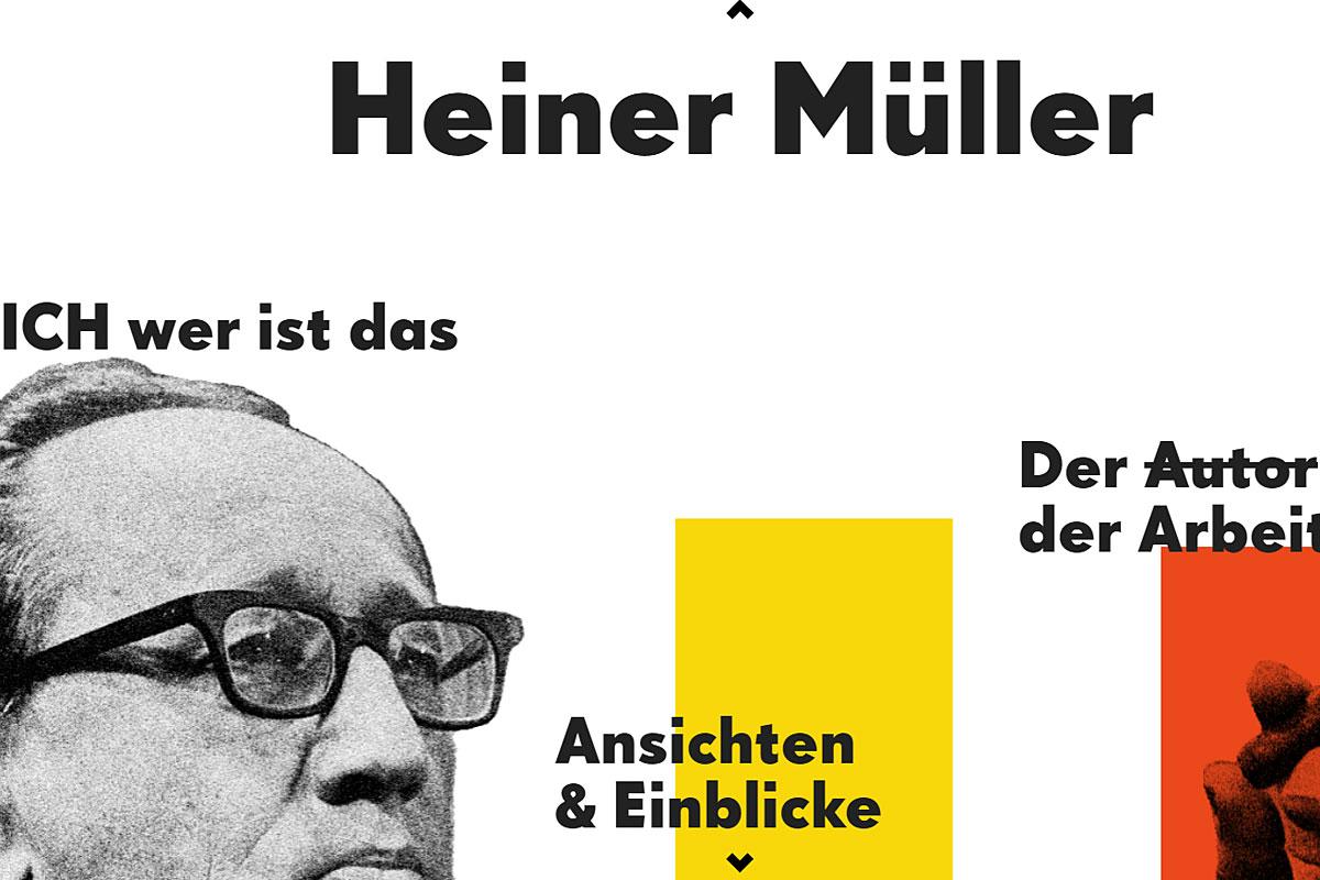 """Screenshot des """"Müllerbaukasten"""" von MDR Kultur."""
