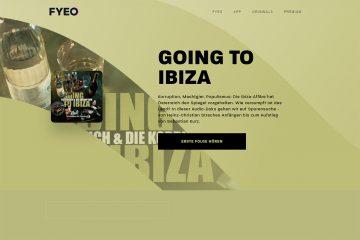 """Screenshot """"Going to Ibiza"""""""