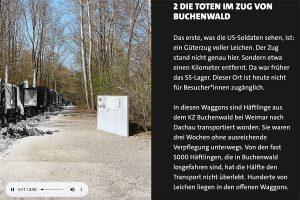"""Screenshot """"Die Befreiung"""""""