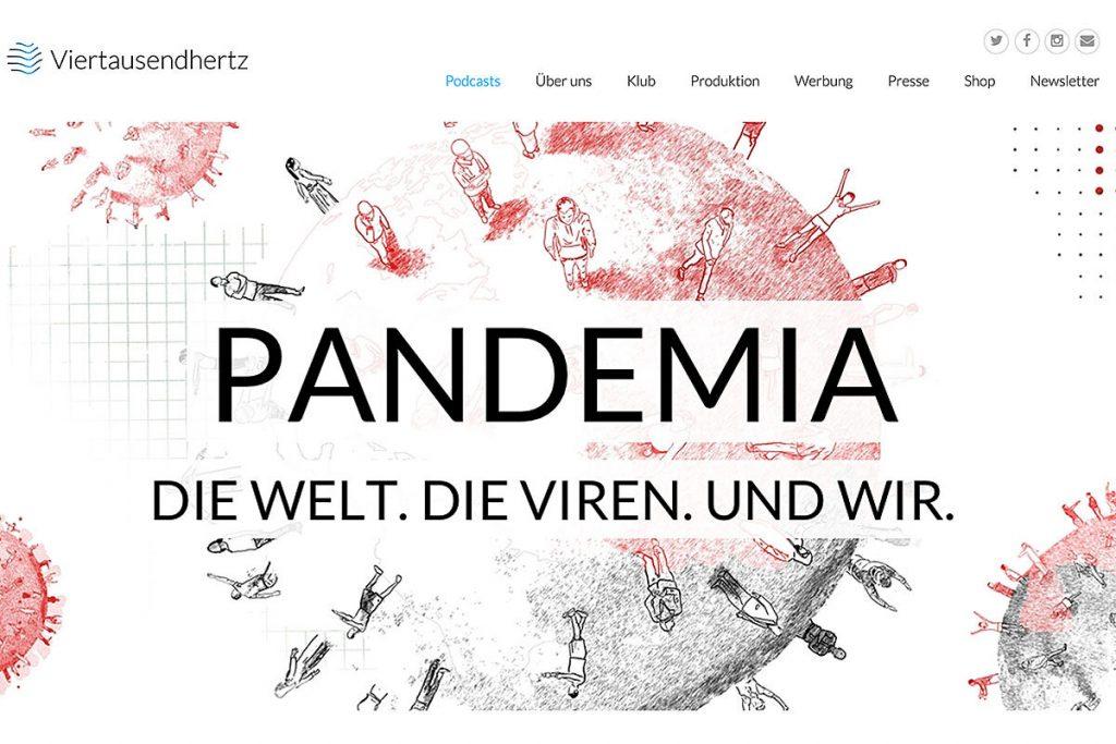 """Screenshot """"Pandemia – Die Welt. Die Viren. Und wir."""""""