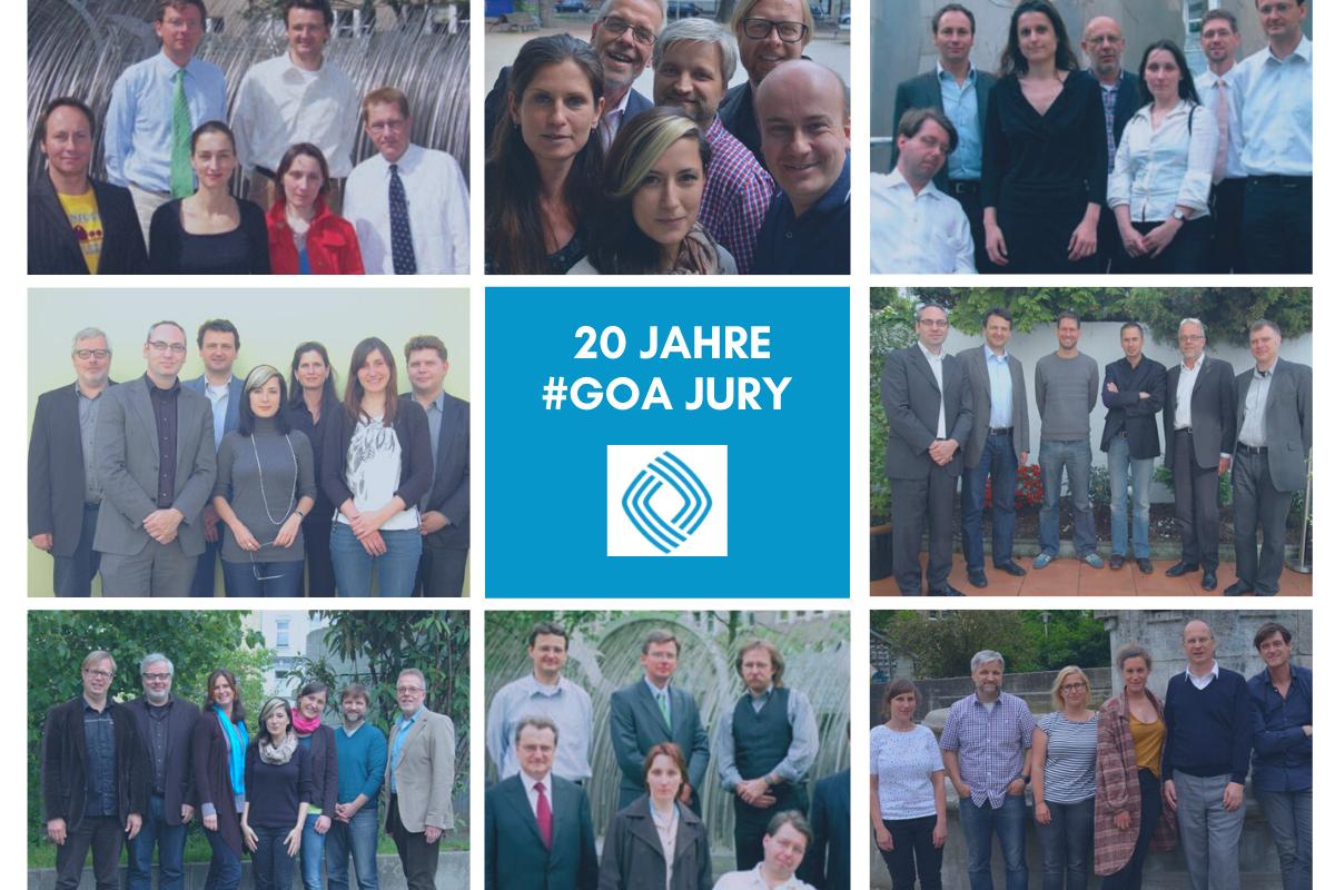 Sammlung von Jury-Fotos
